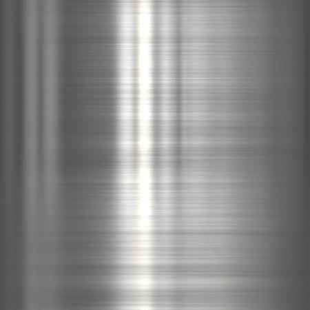 Inoxydable fond métallique en acier ou la texture