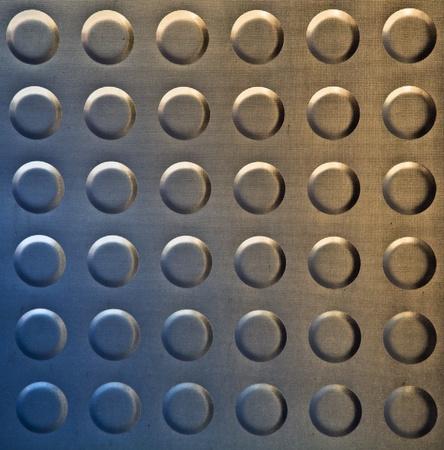 Pattern metal grid  aluminum metal texture