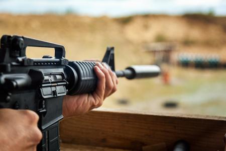 bullseye: shooting