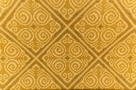 multi national: national decorative patterns from a tile