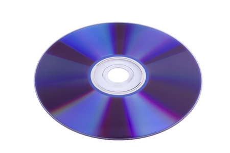cdrom: surface of the CD-ROM
