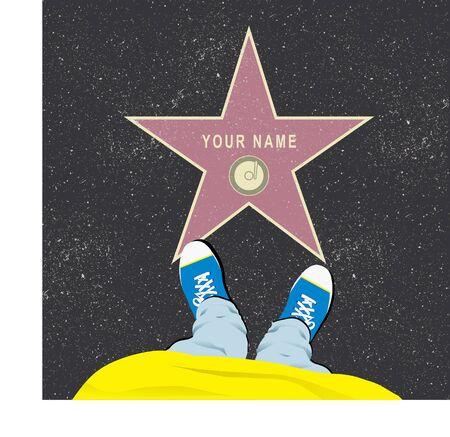 walk of fame:  Walk of Fame