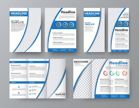 folding pamphlets