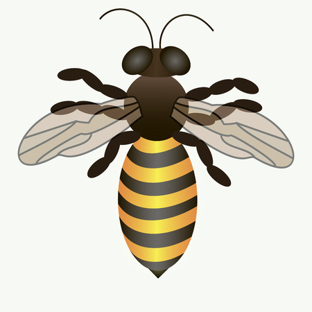 the theme of bees