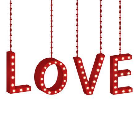 celebration holiday St. Valentines day Illustration