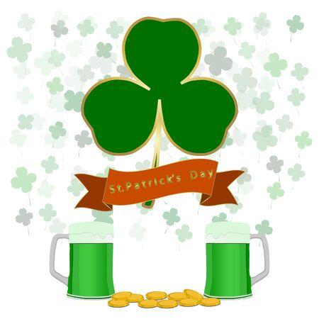 Celebration Holiday St. Patricks day