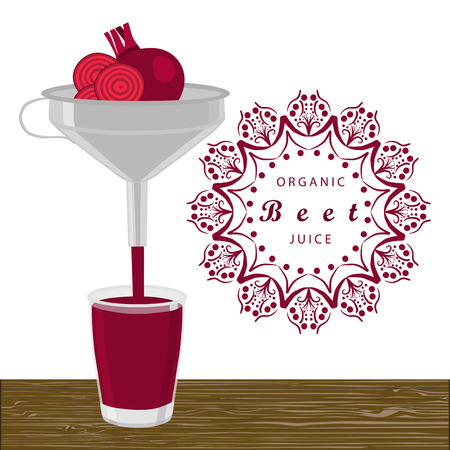 Vector illustration logo whole ripe fruit red pomegranate cut half sliced ??garnet, background glass.Pomegranate drawing of tag label sweet food.Drink fresh fruits pomegranates in glass garnet