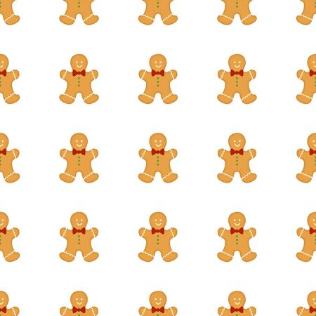 Big set identical gingerbread man, kit colorful pastry cookie. Cookie consisting of collectible natural tasty food gingerbread man, pastry accessory. Eat fresh pastry gingerbread man from same cookie.