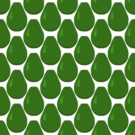 Illustration on theme big colored seamless avocado, bright fruit pattern for seal. Fruit pattern consisting of beautiful seamless repeat avocado. Simple colorful pattern fruit from seamless avocado.