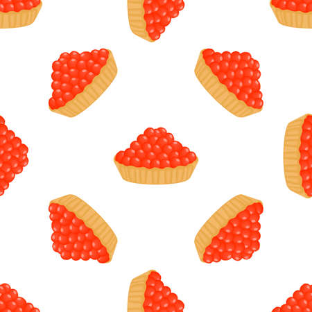 Illustration on theme big pattern identical types fish caviar, egg equal size. Egg pattern consisting of fresh fish caviar for colored print on wallpaper. Abstract egg pattern from many fish caviar. Stok Fotoğraf - 161762855