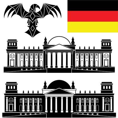 독일 일러스트