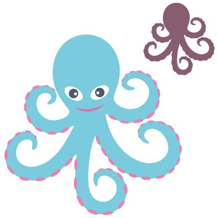 Octopus Фото со стока - 32903037