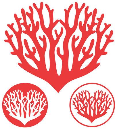 Coral Иллюстрация