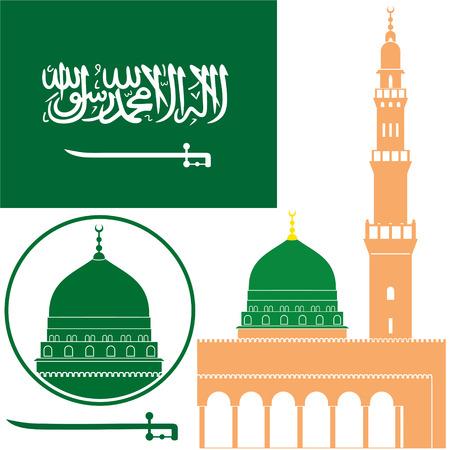 사우디 아라비아 그림