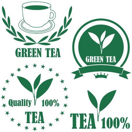 Tea 向量圖像