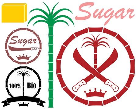 machete: Sugar Illustration