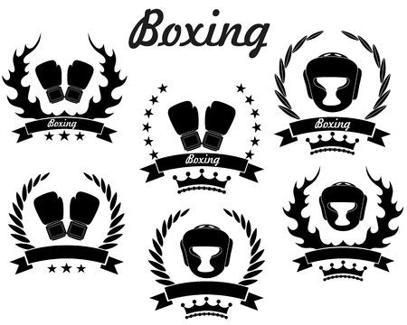 guantes de boxeo: Boxeo