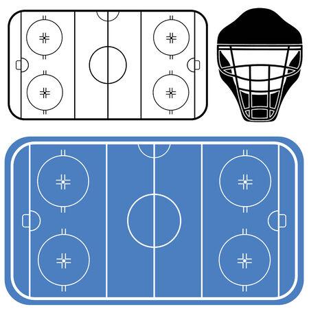 winning pitch: Ice Hockey