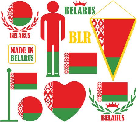 belarus: Belarus Illustration