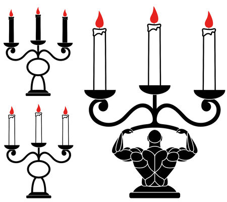 candlestick: Candlestick