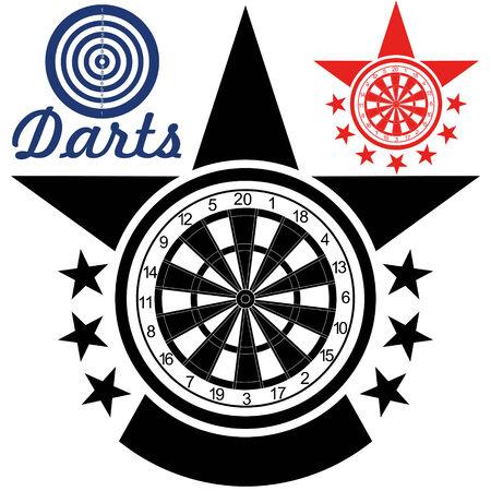 set the intention: Darts
