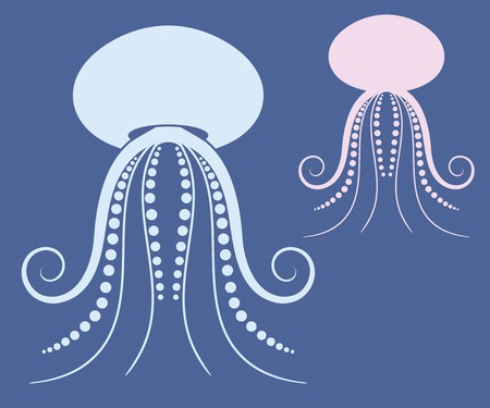disappear: Jellyfish
