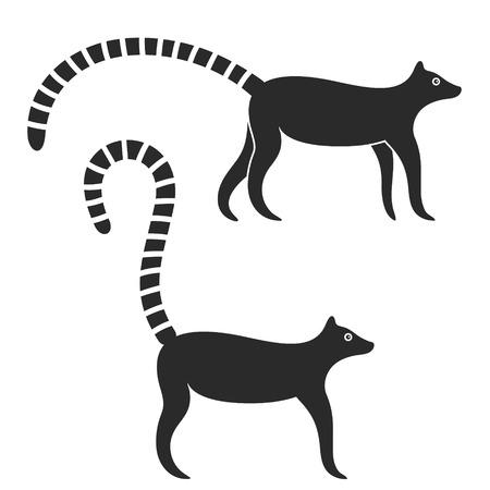 lemur: Lemur Illustration