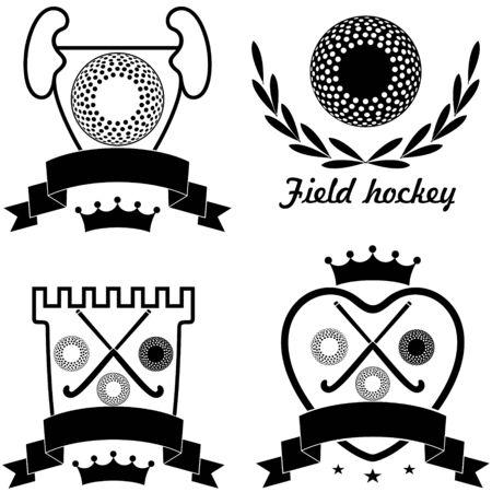 hockey sobre cesped: Campo de hockey