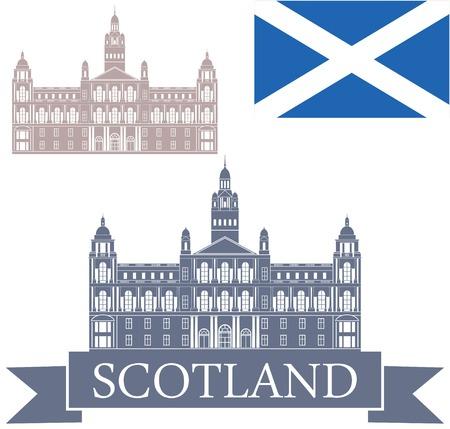 edinburgh: Schottland