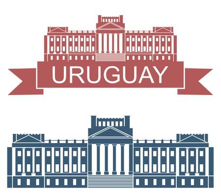 Uruguay Иллюстрация