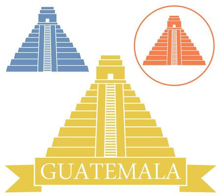 guatemala: Guatemala Illustration