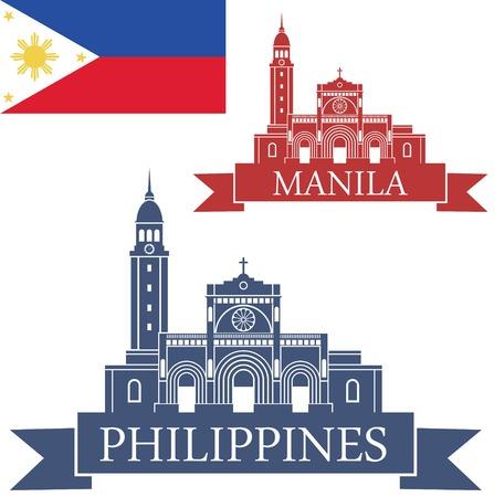 filipino: Philippines Illustration
