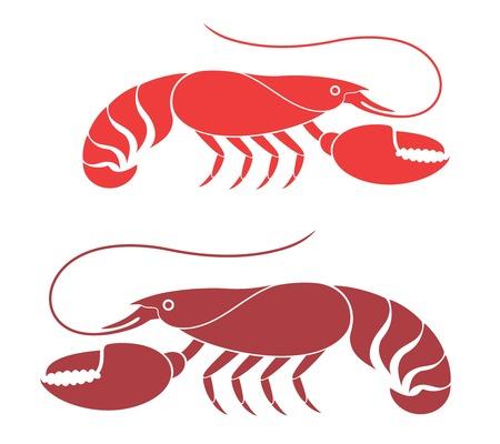 Lobster Reklamní fotografie - 37690262