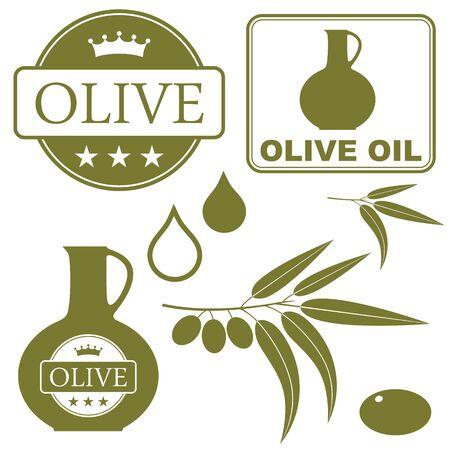 aceite de oliva virgen extra: S�mbolos del aceite de oliva
