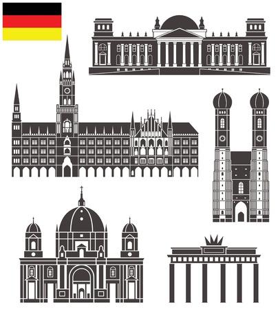 Germany 向量圖像