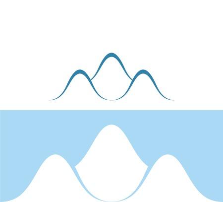 mountaintop: Mountain Illustration
