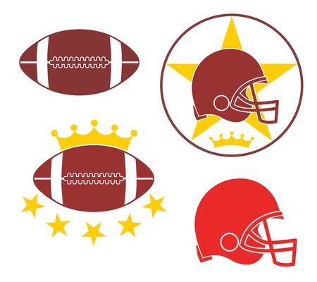 american football helmet set: American Football