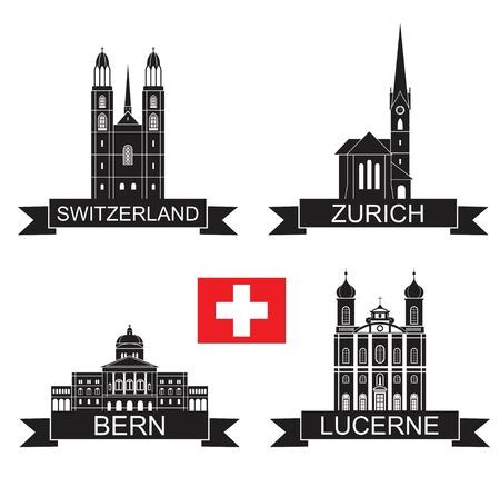 alpes suizos: Suiza