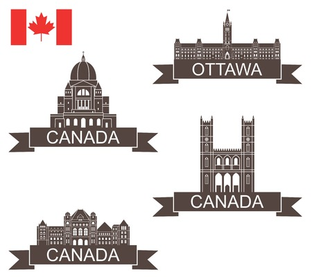 ottawa: Canada Illustration