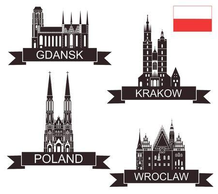 폴란드 일러스트