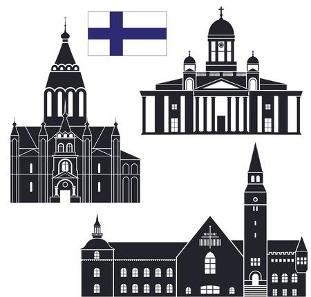 Finland Illustration