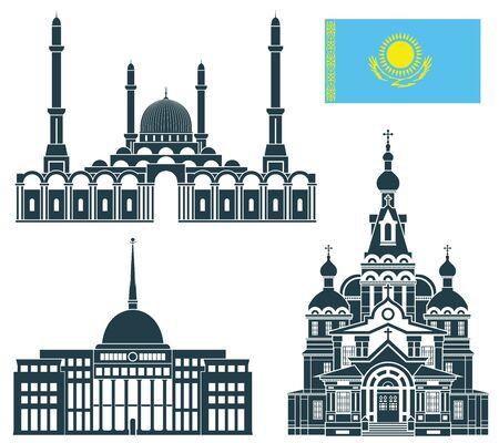 relic: Kazakhstan Illustration