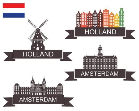 Holland Reklamní fotografie - 43960736