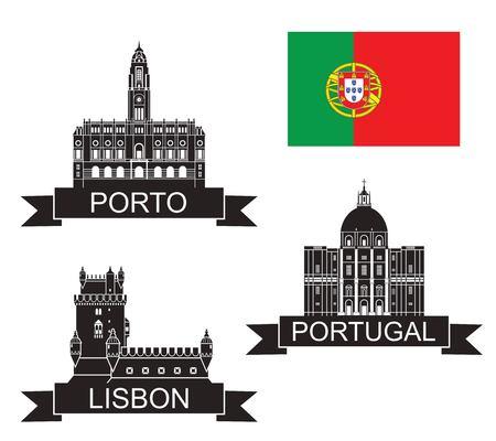 포르투갈 일러스트
