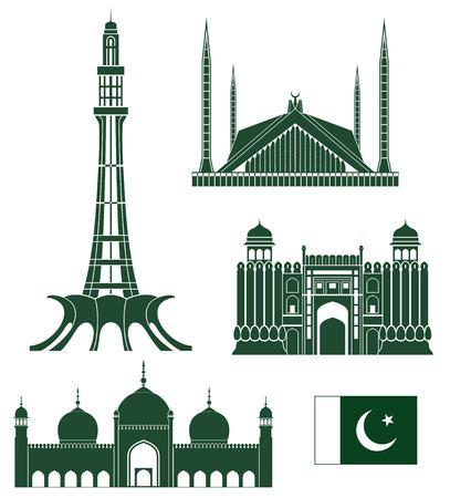 Pakistan Иллюстрация