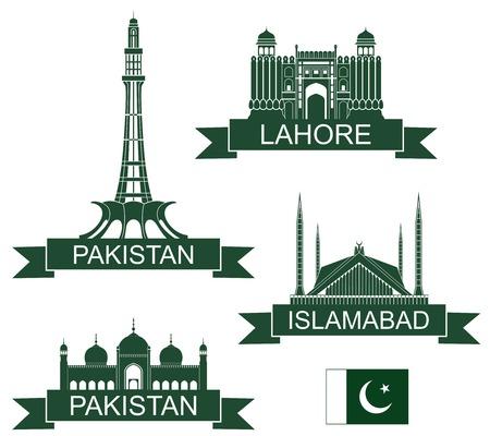 relic: Pakistan Illustration