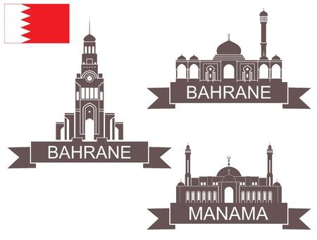 relic: Bahrain Illustration