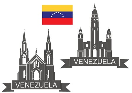 sights: Venezuela Illustration