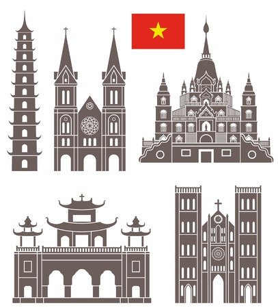 vietnam: vietnam Illustration