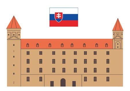 slovakia Illustration